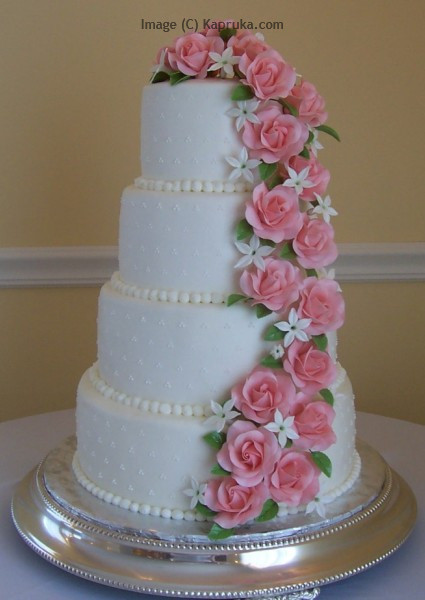 Wedding Cake Structure